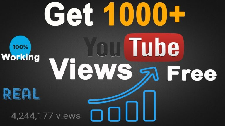 Free Youtube Views – Overview