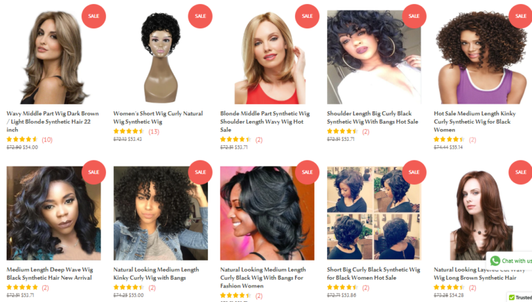 Synthetic Wigs – What You Need to Know