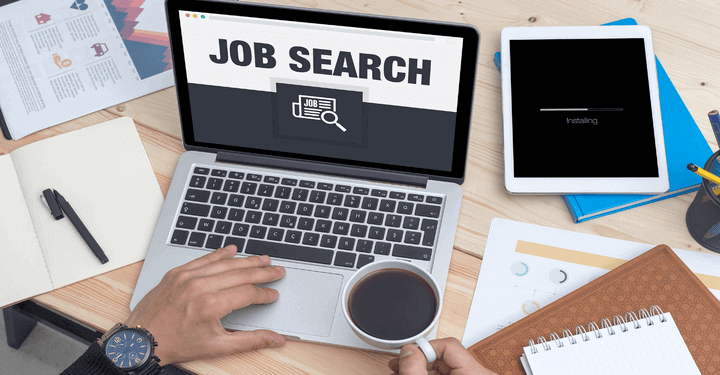 A New Job Search Engine