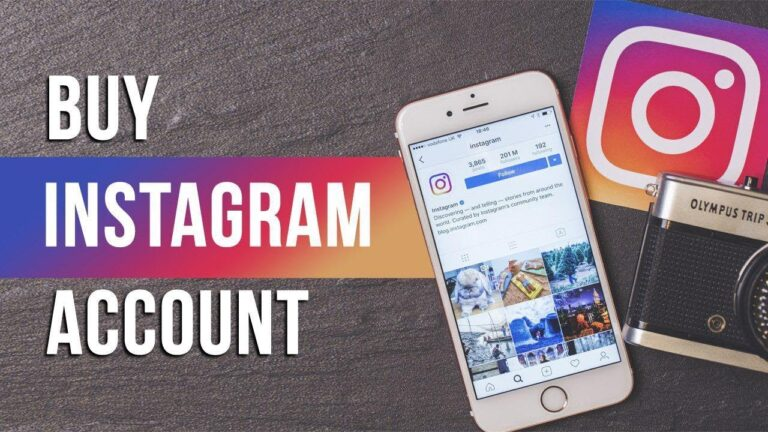 Is it Time to Buy Instagram Accounts?